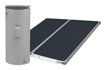 Split System Solar Hot Water Penrith (Low Line)